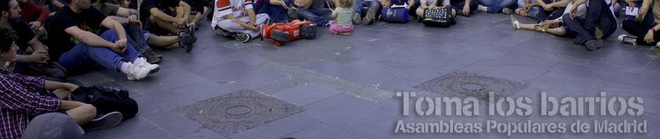 Asambleas populares de chamart n movimiento 15m - Muebles martin los barrios ...